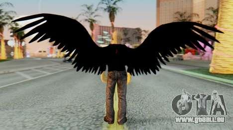 Dark Angel pour GTA San Andreas troisième écran