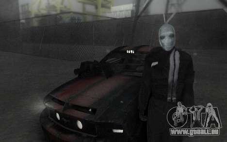 Frankenstein Skin für GTA San Andreas