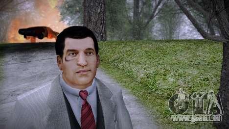 Joe Last Skin für GTA San Andreas fünften Screenshot