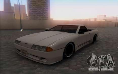 Elegy Pickup By Next für GTA San Andreas