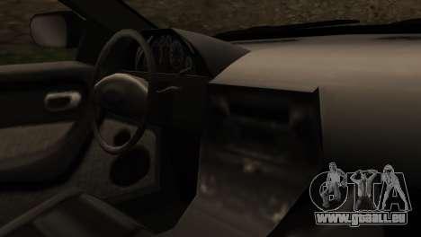 Indonesian Police Type 2 für GTA San Andreas rechten Ansicht
