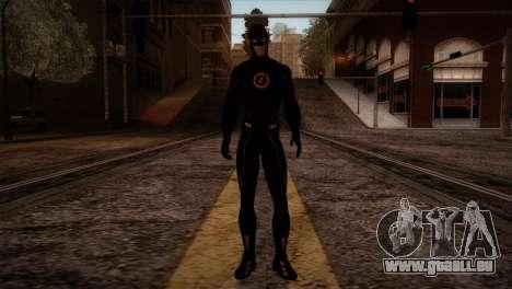 The Flash pour GTA San Andreas deuxième écran