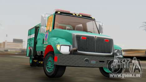 SACFR International Type 3 Rescue Engine pour GTA San Andreas