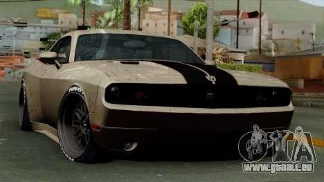 Dodge Challenger GT S für GTA San Andreas