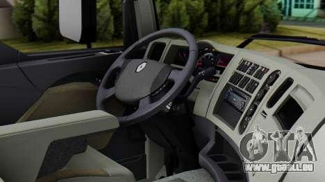 Renault Premuim 6x4 für GTA San Andreas rechten Ansicht