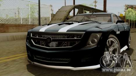 GTA 5 Albany Alpha v2 IVF pour GTA San Andreas