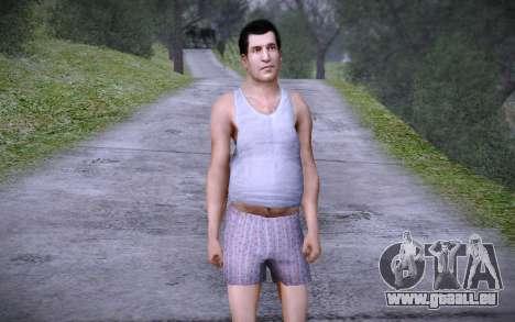 Joe Home pour GTA San Andreas