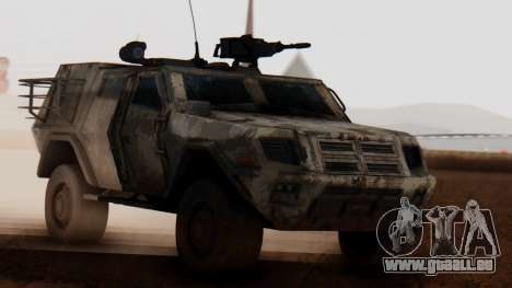 BAE Systems JLTV Extra Skin pour GTA San Andreas