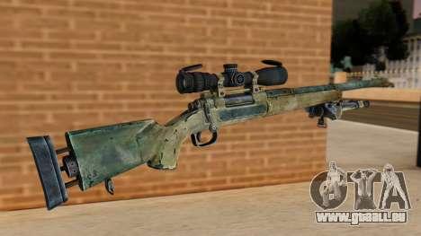 [SGW2] M24 für GTA San Andreas zweiten Screenshot