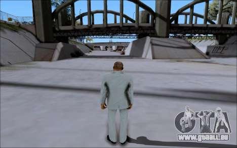 La Cosa Nostra Skin Pack pour GTA San Andreas quatrième écran