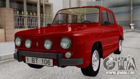 Dacia 1100 Sport pour GTA San Andreas
