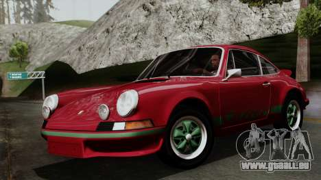Porsche 911 Carrera RS 2.7 Sport (911) 1972 IVF für GTA San Andreas