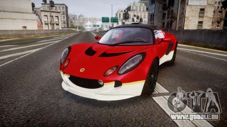 Lotus Exige 240 CUP 2006 Type 49 pour GTA 4
