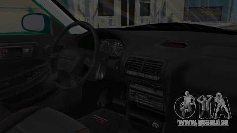 Acura Integra Fast and Furious pour GTA San Andreas vue de droite