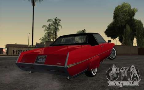 ENBSeries For Low PC v5.0 pour GTA San Andreas quatrième écran