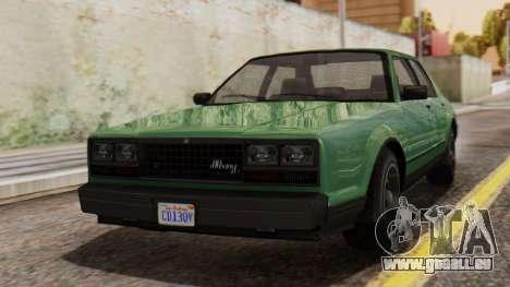 GTA 5 Albany Esperanto für GTA San Andreas