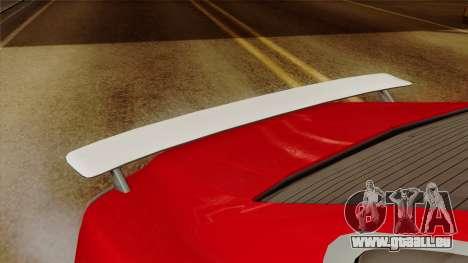 GTA 5 Albany Alpha v2 pour GTA San Andreas vue de droite
