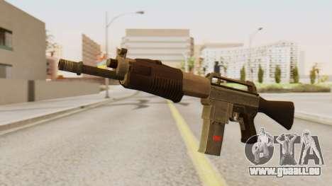 SPAS 15 pour GTA San Andreas