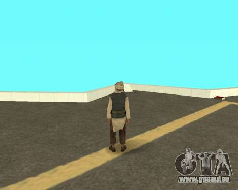 Neue armeec für GTA San Andreas zweiten Screenshot