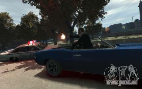 Declasse Vigero Cabrio für GTA 4 rechte Ansicht