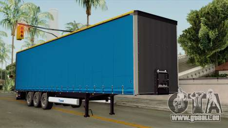 Trailer Krone Profiliner v1 für GTA San Andreas