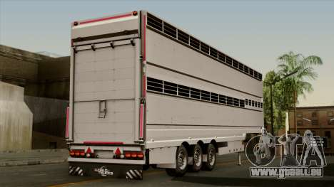 Trailer Aria für GTA San Andreas linke Ansicht