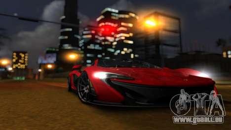 ENB Zix 3.0 für GTA San Andreas her Screenshot