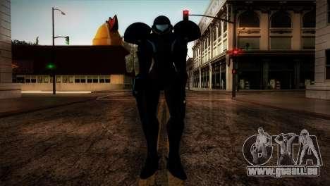 Dark Samus pour GTA San Andreas deuxième écran