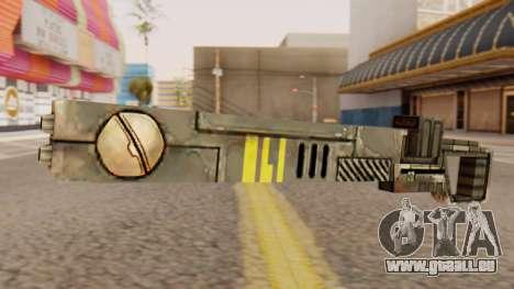 Warhammer Sniper Rifle pour GTA San Andreas