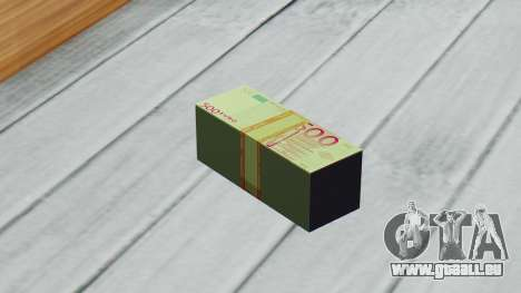 500 Euros pour GTA San Andreas troisième écran