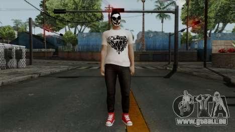 GTA 5 Online Wmydrug für GTA San Andreas zweiten Screenshot