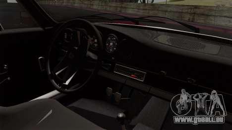 Porsche 911 Carrera RS 2.7 Sport (911) 1972 IVF für GTA San Andreas rechten Ansicht