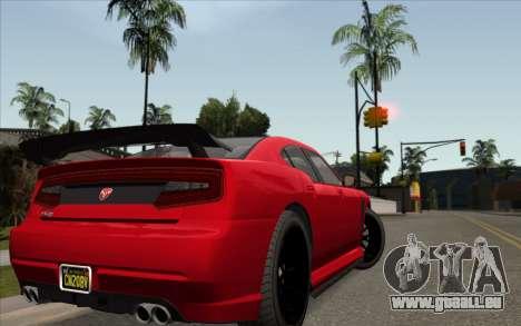 ENBSeries For Low PC v5.0 pour GTA San Andreas cinquième écran