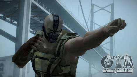Bane from Bartman Movie pour GTA San Andreas