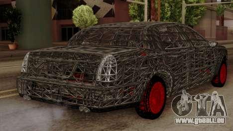 Kerdi Design Washington Roll Cage pour GTA San Andreas laissé vue