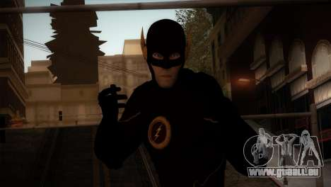 The Flash pour GTA San Andreas