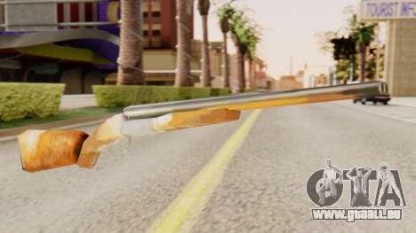 Vollversion Doppel-Schrotflinten für GTA San Andreas