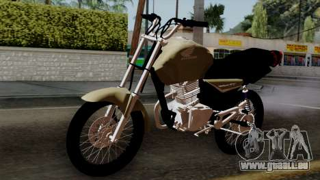 CB1 Stunt Imitacion pour GTA San Andreas