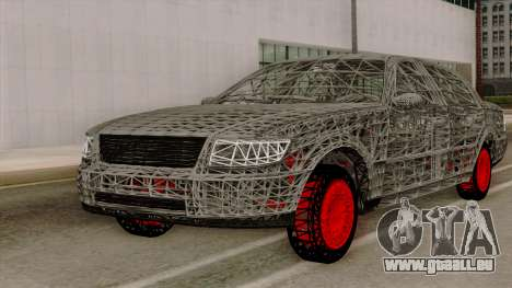 Kerdi Design Washington Roll Cage pour GTA San Andreas