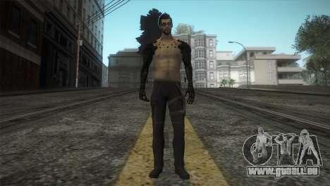 Adam Jensen für GTA San Andreas zweiten Screenshot
