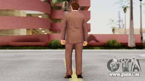 [GTA 5] FIB2 v2 pour GTA San Andreas troisième écran