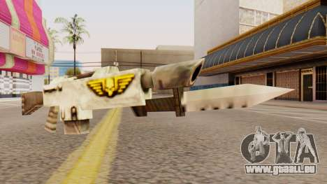 Warhammer M4 pour GTA San Andreas