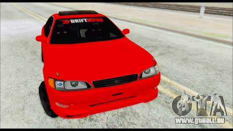Toyota Mark 2 90 Stock2 für GTA San Andreas