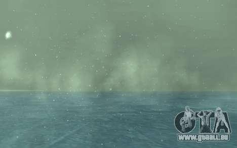 Winter Timecyc für GTA San Andreas sechsten Screenshot