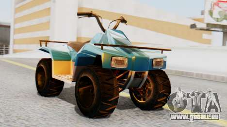 New Quad pour GTA San Andreas