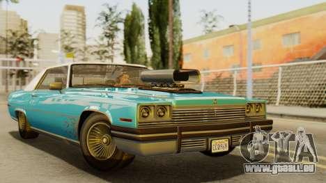 GTA 5 Albany Manana IVF pour GTA San Andreas
