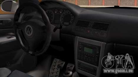 Volkswagen Golf R32 JDM Itasha für GTA San Andreas rechten Ansicht