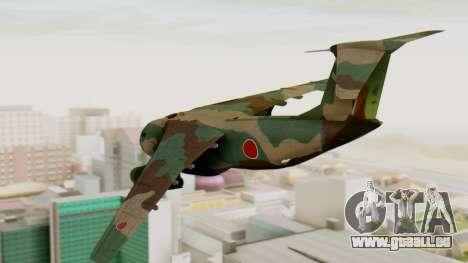 Kawasaki C-1A pour GTA San Andreas laissé vue