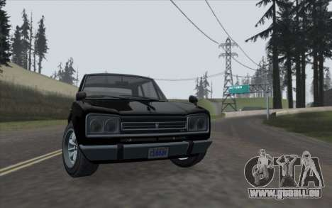ENBSeries For Low PC v5.0 pour GTA San Andreas