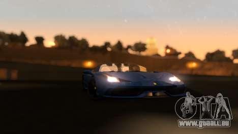 ENB Zix 3.0 für GTA San Andreas fünften Screenshot